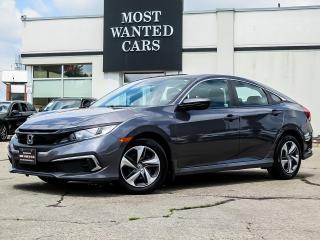 Used 2019 Honda Civic LX | ADAPTIVE CRUISE | LANE KEEP ASSIST | CAMERA for sale in Kitchener, ON