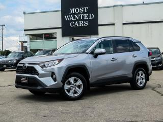 Used 2019 Toyota RAV4 XLE | SUNROOF | BLIND | PWR TAILGATE | HEATED STEERING | CAMERA for sale in Kitchener, ON