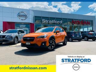 Used 2019 Subaru XV Crosstrek Sport for sale in Stratford, ON