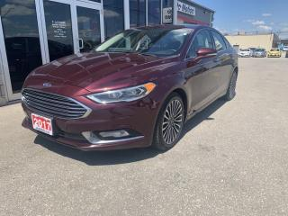 Used 2017 Ford Fusion SE for sale in Chatham, ON