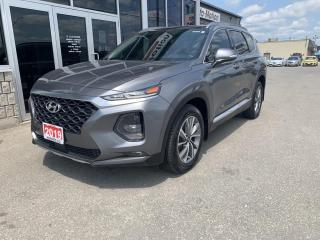 Used 2019 Hyundai Santa Fe ONE OWNER NO ACCIDENTS LIKE NEW CONDITION! for sale in Chatham, ON