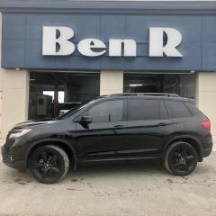 Used 2019 Honda Passport Touring for sale in Steinbach, MB