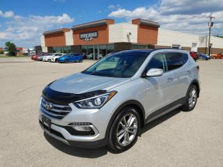 Used 2018 Hyundai Santa Fe Sport Limited for sale in Steinbach, MB