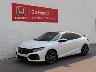 Used 2018 Honda Civic coupe si for sale in Edmonton, AB