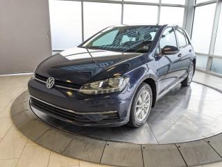 Used 2018 Volkswagen Golf TRENDLINE for sale in Edmonton, AB