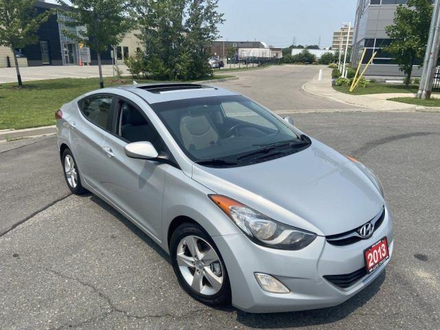 2013 Hyundai Elantra Auto, 4 Door, Low KM, Sunroof, 3/Y warranty availa