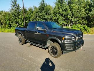 Used 2020 RAM 2500 Power Wagon 1 OWNER - NO ACCIDENTS   12-INCH SCREEN   NAVI   LOCKING DIFFS for sale in Huntsville, ON