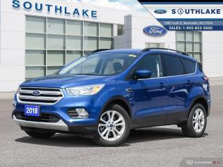 Used 2018 Ford Escape SE 4X4|CLOTH for sale in Newmarket, ON