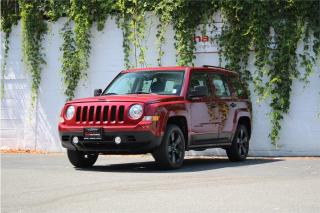 Used 2015 Jeep Patriot ALTITUDE - B.C ONLY REGISTERED, NO ACCIDENTS, 4X4 for sale in Victoria, BC