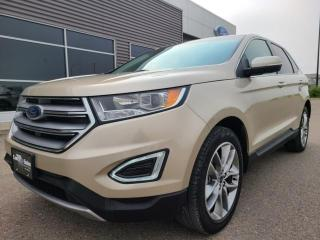 Used 2018 Ford Edge Titanium for sale in Pincher Creek, AB