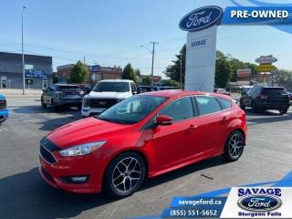 Used 2015 Ford Focus SE  - $82 B/W for sale in Sturgeon Falls, ON