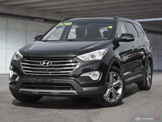 Used 2016 Hyundai Santa Fe XL Limited for sale in Niagara Falls, ON