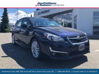 Used 2016 Subaru Impreza 2.0i Sport Package w/Technology for sale in North Vancouver, BC