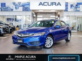 Used 2017 Acura ILX Premium, One Owner, Dealer Service for sale in Maple, ON
