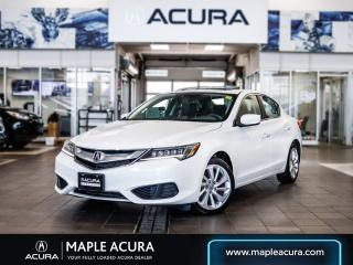 Used 2017 Acura ILX Premium, No Accidents, Acura certified 7/160km for sale in Maple, ON