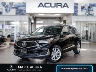 Used 2019 Acura RDX PREM, One Owner, No Accidents. for sale in Maple, ON