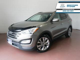 Used 2014 Hyundai Santa Fe Sport SUNROOF   BACK UP CAM   HTD SEATS  - $123 B/W for sale in Brantford, ON