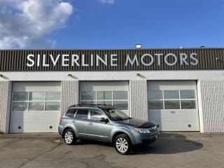 Used 2011 Subaru Forester 2.5X Limited Package for sale in Winnipeg, MB