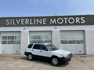 Used 2008 Subaru Forester 2.5 X for sale in Winnipeg, MB