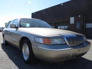 Used 1999 Mercury Grand Marquis LS for sale in Scarborough, ON