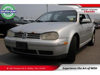 Used 2006 Volkswagen Golf for sale in Whitby, ON