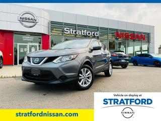 Used 2019 Nissan Qashqai S FWD for sale in Stratford, ON