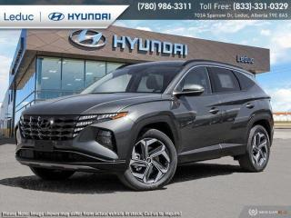 New 2022 Hyundai Tucson Hybrid Luxury for sale in Leduc, AB
