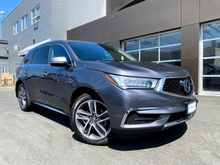 Used 2018 Acura MDX NAVI for sale in Richmond, BC