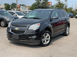 Used 2013 Chevrolet Equinox LT|FWD|Reverse camera|Heated seats|Bluetooth| for sale in Bolton, ON