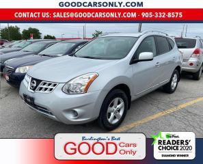 Used 2013 Nissan Rogue for sale in Burlington, ON