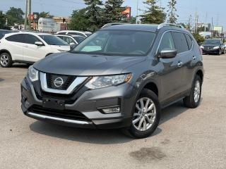 Used 2017 Nissan Rogue SV AWD|Reverse camera|Heated seats|Bluetooth| for sale in Bolton, ON