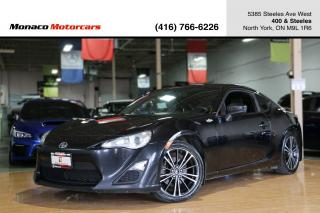 Used 2014 Scion FR-S 6SPD M/T - BLUETOOTH|WINTER SET|CERTIFIED for sale in North York, ON