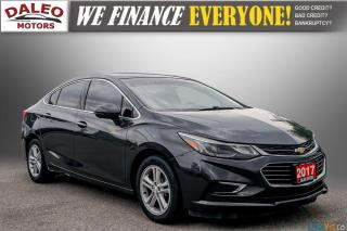 Used 2017 Chevrolet Cruze Premier / BACK UP CAM / LEATHER / HEATED SEATS for sale in Hamilton, ON
