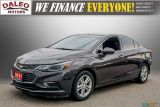 2017 Chevrolet Cruze Premier / BACK UP CAM / LEATHER / HEATED SEATS Photo33
