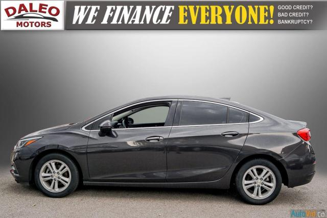 2017 Chevrolet Cruze Premier / BACK UP CAM / LEATHER / HEATED SEATS Photo5