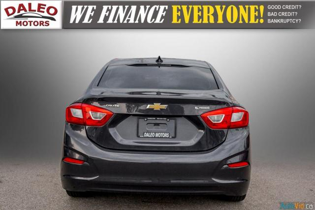 2017 Chevrolet Cruze Premier / BACK UP CAM / LEATHER / HEATED SEATS Photo7