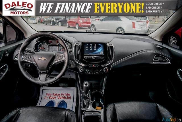 2017 Chevrolet Cruze Premier / BACK UP CAM / LEATHER / HEATED SEATS Photo13