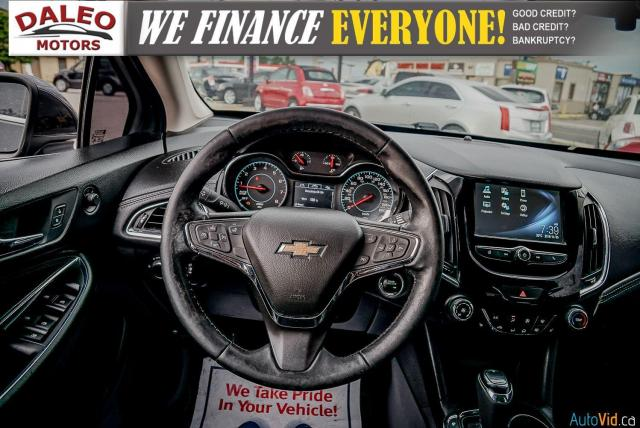2017 Chevrolet Cruze Premier / BACK UP CAM / LEATHER / HEATED SEATS Photo14