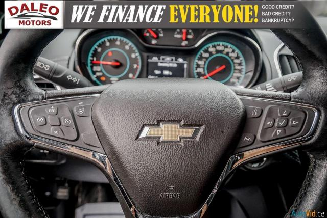 2017 Chevrolet Cruze Premier / BACK UP CAM / LEATHER / HEATED SEATS Photo19