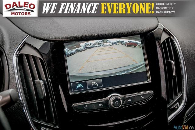2017 Chevrolet Cruze Premier / BACK UP CAM / LEATHER / HEATED SEATS Photo23