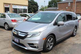 Used 2019 Honda Odyssey EX-L for sale in Brampton, ON