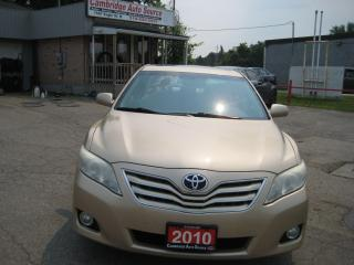 Used 2010 Toyota Camry XLE for sale in Cambridge, ON