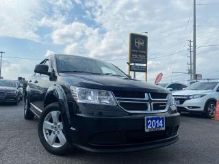 Used 2014 Dodge Journey No Accidents | FWD | 7 Passenger |Certified for sale in Brampton, ON
