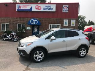 Used 2015 Buick Encore Convenience AWD, Only 52K & $52 Weekly OAC !! for sale in Kingston, ON