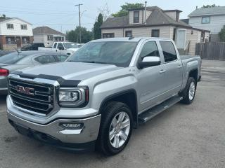 Used 2017 GMC Sierra 1500 HEATED  SEATS**CHARGING PAD**REARVEW CAM** for sale in Hamilton, ON