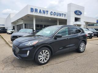 New 2021 Ford Escape Titanium for sale in Brantford, ON
