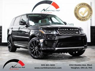 Used 2019 Land Rover Range Rover Sport HSE/Bspot/Navi/Backupcam/360 parking aid/sunroof for sale in Vaughan, ON
