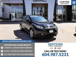 Used 2016 Honda HR-V EX MOONROOF - HEATED SEATS - BLUETOOTH for sale in North Vancouver, BC