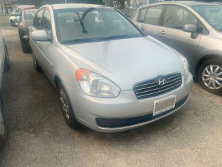 Used 2011 Hyundai Accent GL-AS-IS for sale in Mississauga, ON