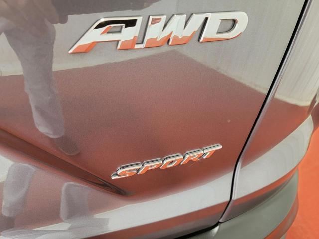 2020 Honda CR-V Sport AWD Photo9